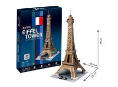 CubicFun 3D Eiffelova věž 35 dílků