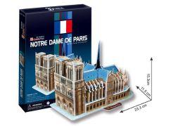 CubicFun 3D Notre Dame 40 dílků