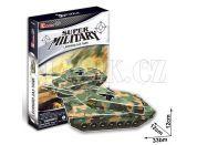 CubicFun 3D Tank 2A5 51 dílků