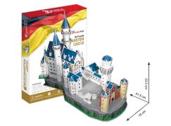 CubicFun 3D Zámek Neuschwanstein 98 dílků