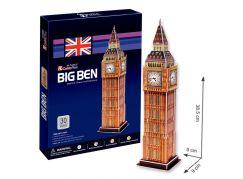 CubicFun Puzzle 3D Big Ben 30 dílků