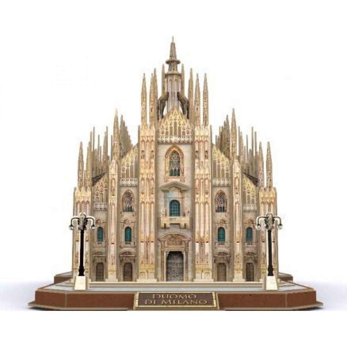CubicFun Puzzle 3D Duomo di Milano 251 dílků #3