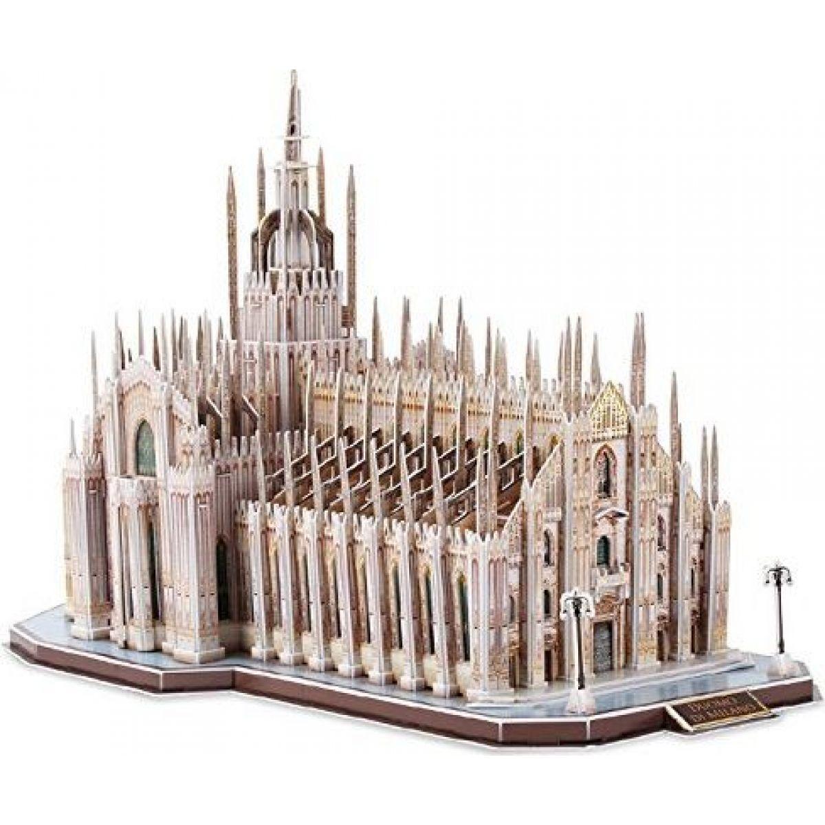 CubicFun Puzzle 3D Duomo di Milano 251 dílků #4