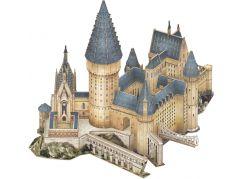 CubicFun Puzzle 3D Harry Potter Bradavice ™ Velká síň 185 dílků