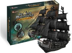 CubicFun Puzzle 3D The Queen Anne's Revenge