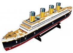 CubicFun Puzzle 3D Titanic 35 dílků