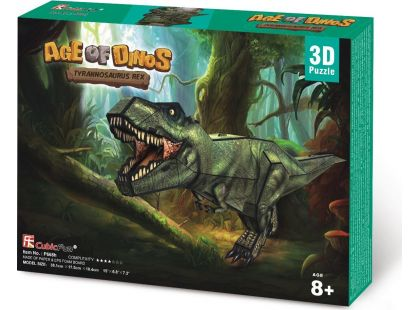 CubicFun Puzzle 3D Tyrannosaurus Rex