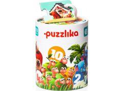 Cubika Puzzle Přátelé