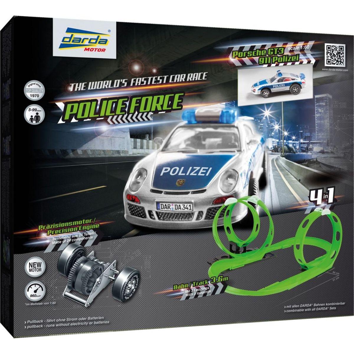 Darda Police Force závodní dráha