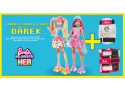 Dárek k novým panenkám Barbie Ve světě her