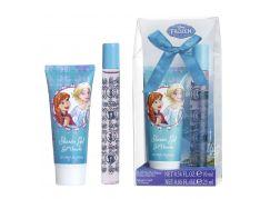 Dárková sada Disney  Frozen Rollon 10 ml se sprchovým gelem 25 ml