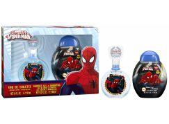 Dárková sada Marvel Spiderman toaletní voda 100ml a sprchový gel 300ml