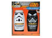 Dárková sada Star Wars 2x koupelový a sprchový gel 150 ml