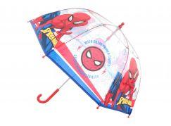 Deštník Spider-man průhledný manuální