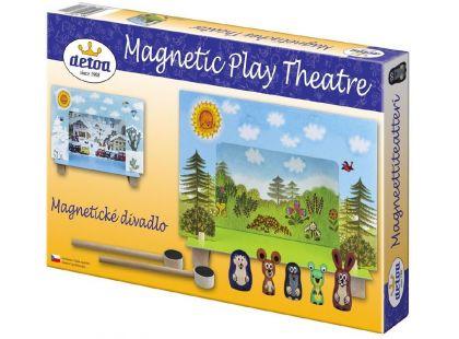 Detoa Magnetické divadlo Krtek