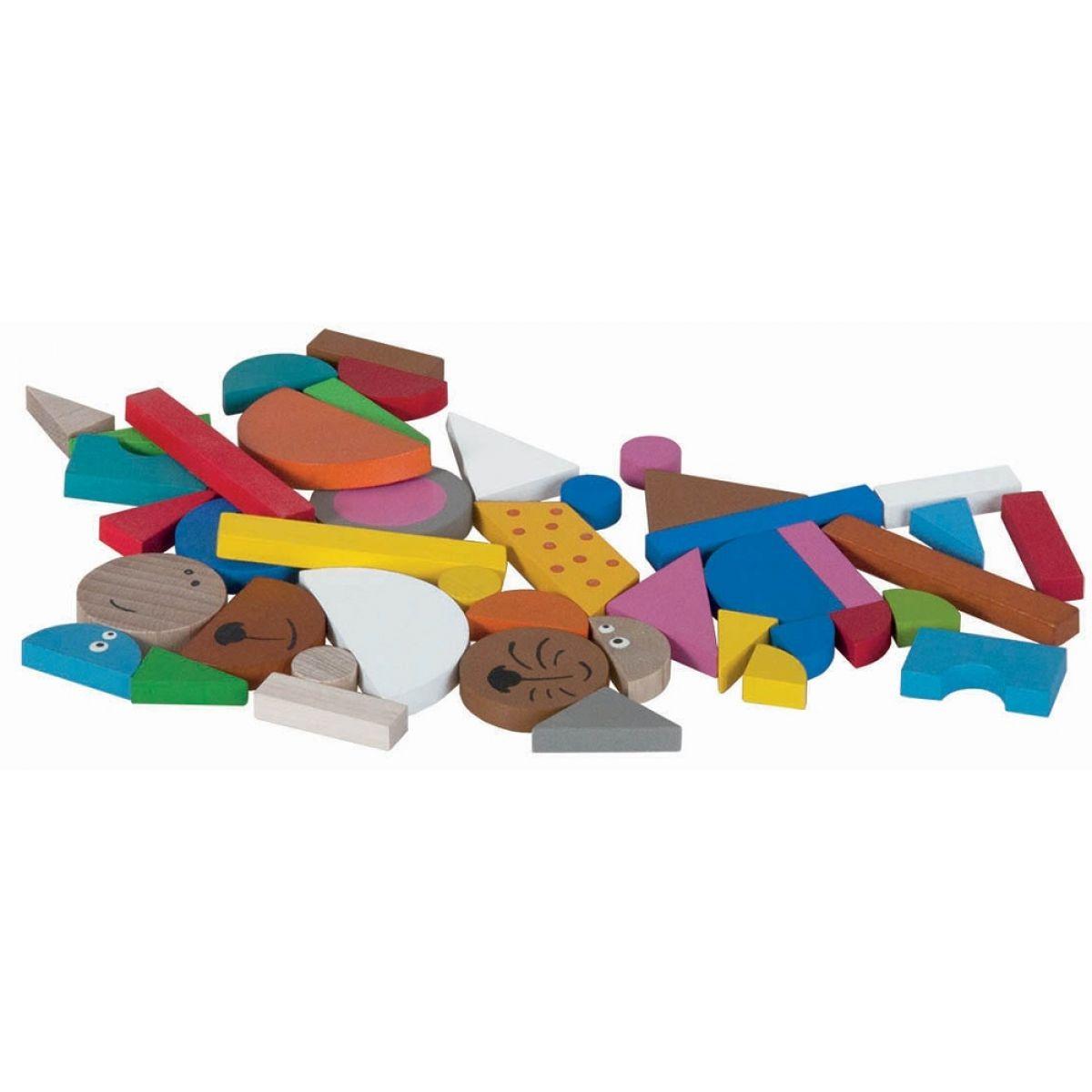 Detoa Magnetické puzzle ZOO #2