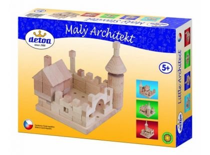 Detoa Malý Architekt 120ks