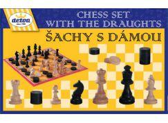 Detoa Šachy s dámou