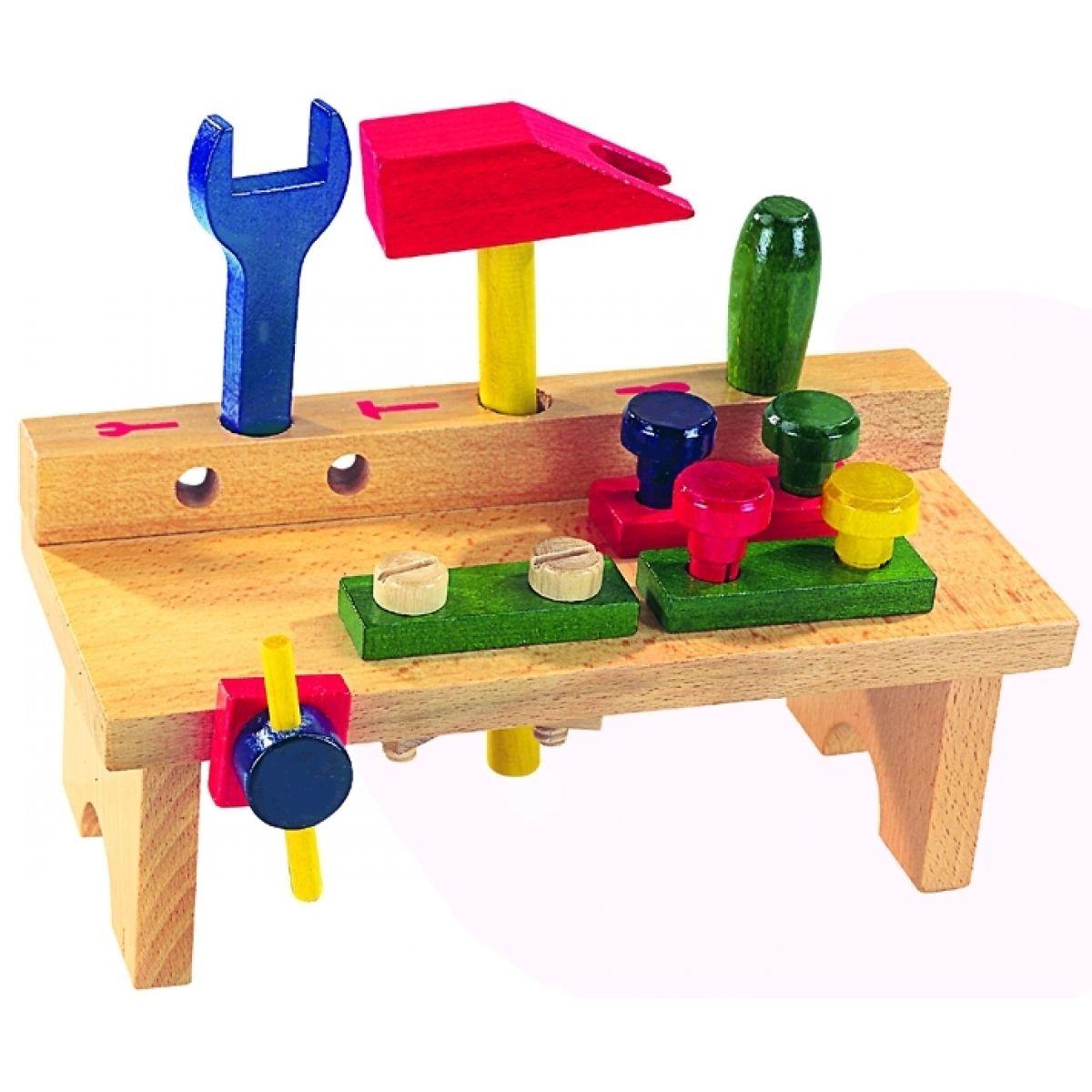 Detoa Stůl s nářadím