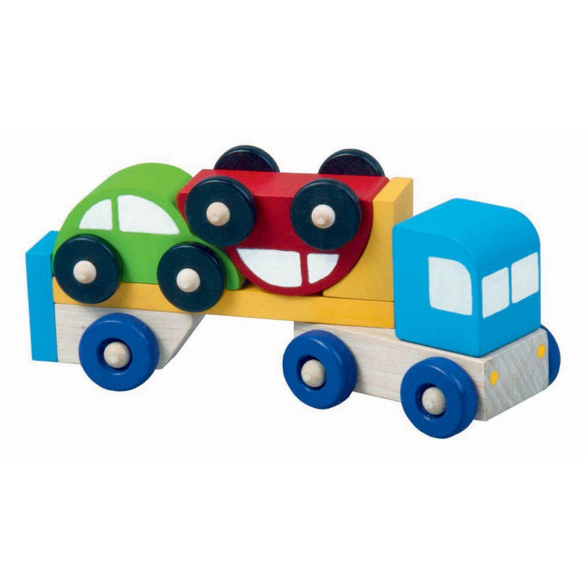 Detoa Truck s autíčky