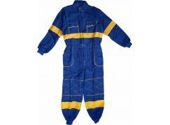 Dětská montérková kombinéza vel. 100 Modrá