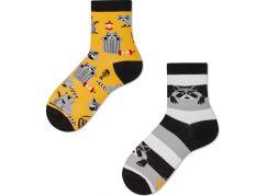 Dětské ponožky Raccoon Bandit Kids-23-26