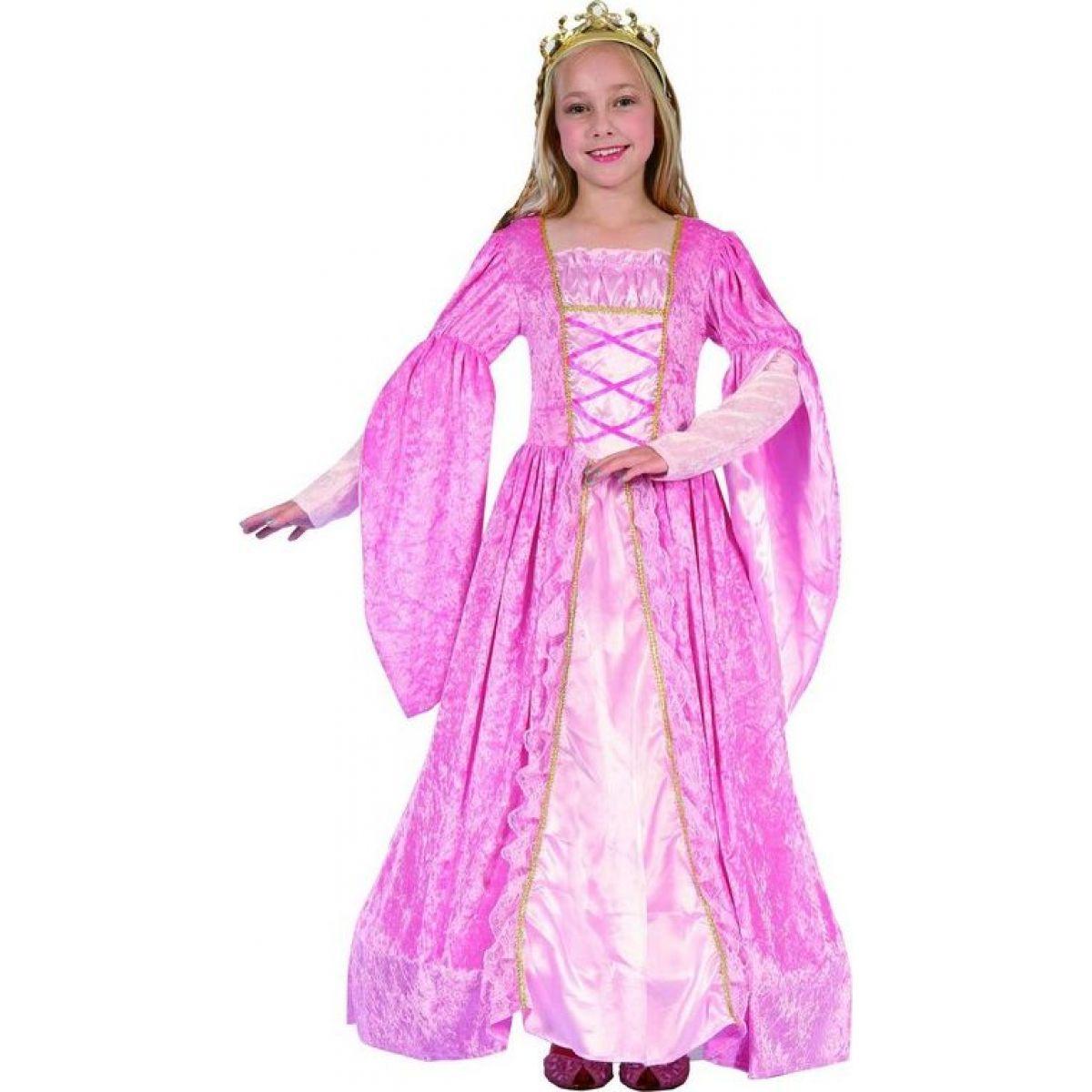 Dětský karnevalový kostým Princezna 110-120 cm