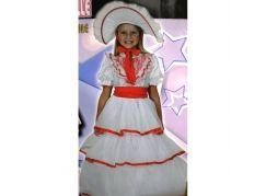 Dětský kostým Dámy s kloboukem