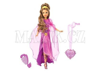 Diamantový zámek-Kamarádky Barbie M0793