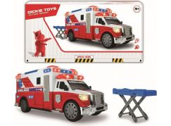 Dickie Action Series Ambulance 33cm zvukový efekt