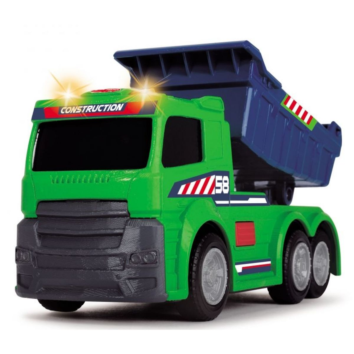 Dickie Action Series Dump Truck 16 cm