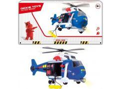 Dickie Action Series Záchranářský vrtulník 41 cm zvukový efekt