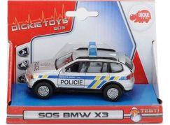 Dickie Auto kovové česká verze - Policie