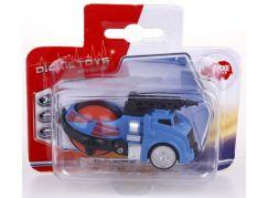 Dickie Auto kovové Sphere Modro červená