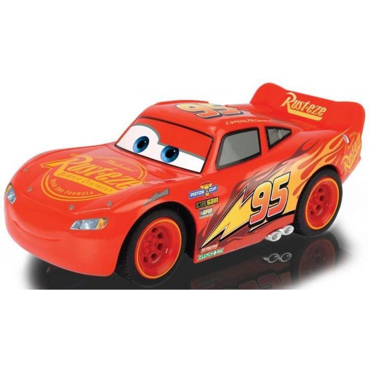 Dickie Cars 3 RC Turbo Racer Blesk McQueen