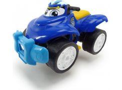 Dickie Happy Rescue Čtyřkolka modrá