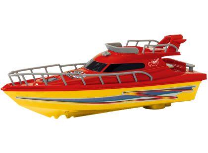 Dickie Jachta Ocean Dream - Červená