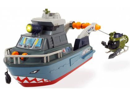 Dickie Loď Storm Unit