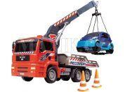 Dickie Odtahová služba 31 cm, air pump,+ auto