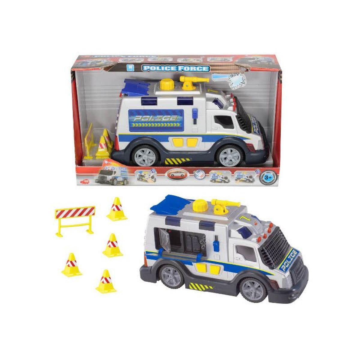 Dickie Policejní zásahové vozidlo 33cm