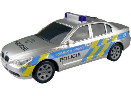 Dickie Policejní auto 1:18 - BMW