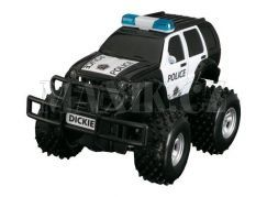 Dickie RC Agent Pick Up Policie 1:24