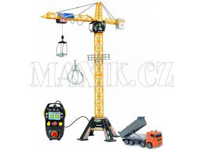 Dickie RC Jeřáb Mega Crane 120cm