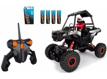 Dickie RC Polaris Rock Crawler RTR