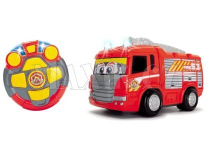 Dickie RC Pořární auto Scania Fire Engine