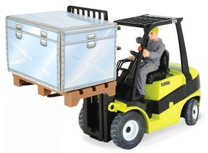 Dickie RC Vysozdvižný vozík 24 cm