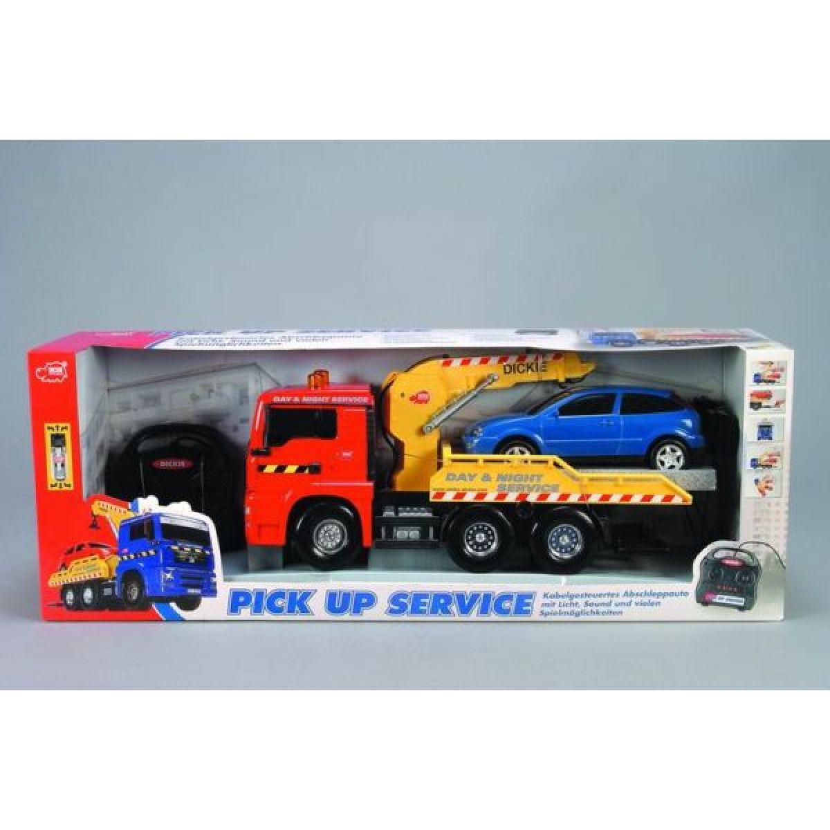Dickie spielzeug Auto Pick Up Service, na kabel, 52 cm Simba