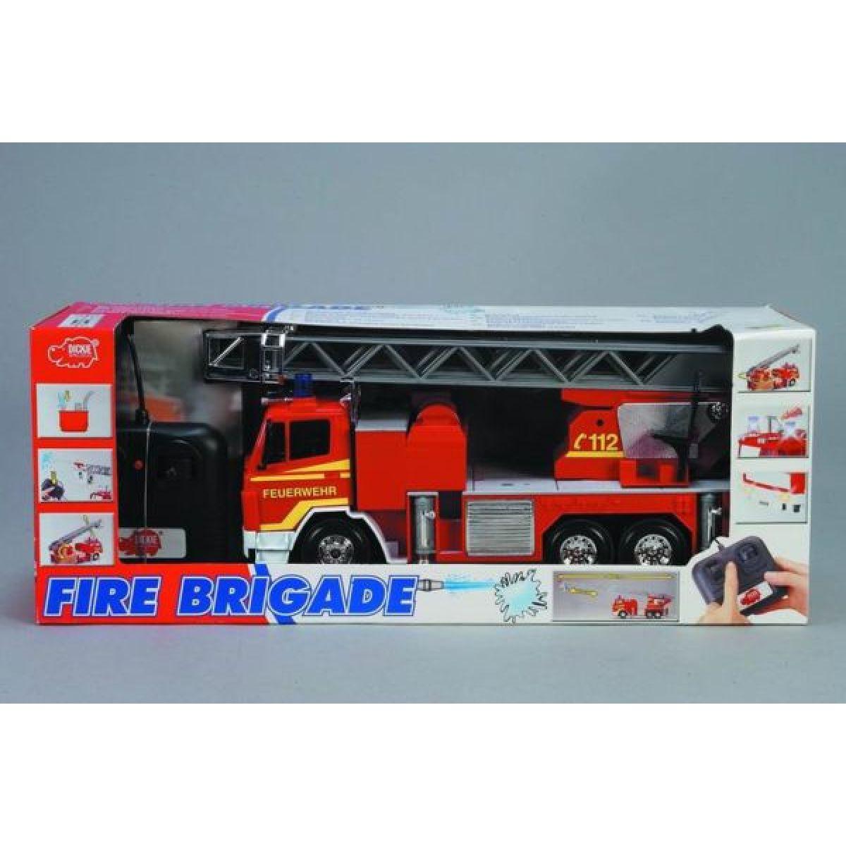Dickie spielzeug Hasiči Fire Brigade, na kabel, 40 cm Simba
