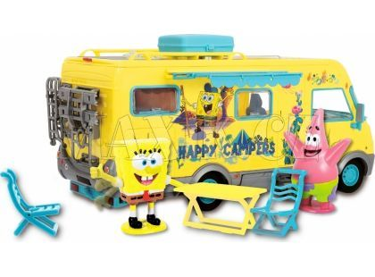 Dickie SpongeBob Auto Camper 40 cm