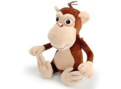 Dickie Statečná autíčka Plyšový opičák